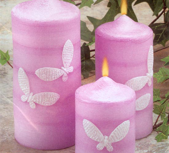389 - Lovely Candles