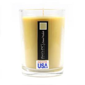 Tropical Safari Palm Tree Pillar Candles - Coconut Tree