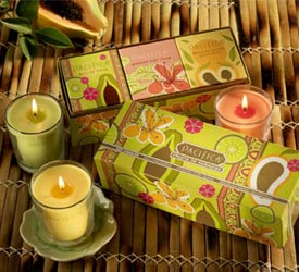 Aromatherapy Fruits of Paradise Set - 3-Pc Set